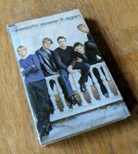 Westlife Cassette Single - BRAND NEW/SEALED - Swear It Again