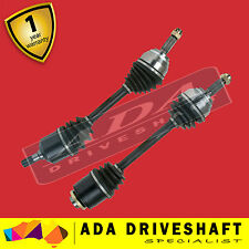 2 x  CV JOINT DRIVE SHAFT for Mitsubishi Magna TM (PAIR)