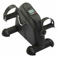 New listing Pedal Exercise Machine w/LCD Display, Fitness Cycle Digital Exerciser Mini Bike