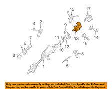 MERCEDES OEM 11-14 CL63 AMG Steering Column-Control Module 2219004003
