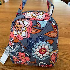 Vera Bradley Lunch Bunch Insulated Bag in Flamingo Fiesta -