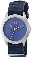 Nixon Women's A348-307-00 Mod 38mm Navy Watch A348307