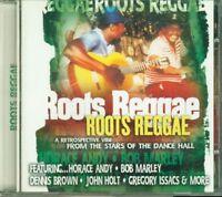 Roots Reggae - Horace Andy/Bob Marley/Gregory Isaacs Cd