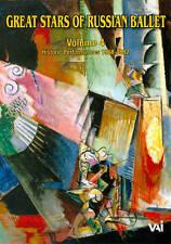 Great Stars of Russian Ballet, Vol. 4 (DVD, 2011)