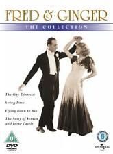 The Fred And Ginger Collection Vol 2 NEW And Sealed DVD, 4-Disc Set UK Version