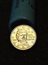GRECE 2003 : 1 pièce 10 cent. UNC de rouleau