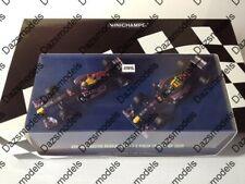 Minichamps Red Bull Racing RB5 2009 1 - 2 Finish F1 2009 402 091