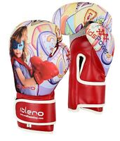 EVO Kids Boxing Gloves MMA GEL Punch Bag Muay Thai Martialart Training 4oz - 8Oz