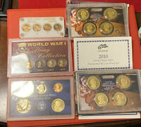 The Axis Powers 4 Coin Collection in Mini Album,Certificate,Story World War II