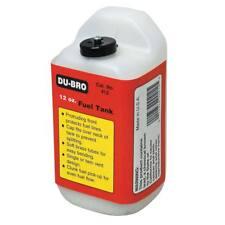 NEW Dubro S12 Square Fuel Tank 12 oz 412
