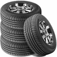 4 Goodyear Fortera HL P245/65R17 105T All Season Touring CUV SUV M+S Rated Tires
