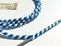 "couvre gaine ""Le Bicolore"" 200 mobylette vespa solex vélo cover cable handlebar"