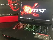 MSI GT72 6QD Dominator - Gaming Laptop