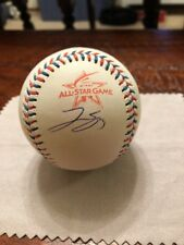 George Springer Signed 2017 All Star Baseball PSA DNA Coa Houston Astros Auto