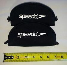 LOT OF TWO SPEEDO GOGGLE BAGS. BRAND NEW Speedo Swim-Swimming ACCESSORIES