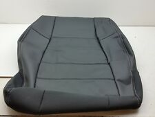 2013 2014 2015 2016 JEEP COMPASS PASSENGER FRONT RIGHT UPPER OEM SEAT COVER #087