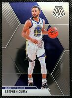 STEPHEN CURRY - 2020 Panini Mosaic Golden State Warriors #70