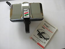 Prego Pizzelle Baker Maker 3600-NS Villa Ware with recipes/instr. VillaWare