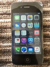 Apple iPhone 4s 16GB Teléfono Inteligente-Negro (EE) con Nueva Pantalla ajustada PVP: £ 42
