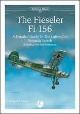 The Fieseler Fi 156 Storch: A Detailed Guide (Valiant Wings AA11)