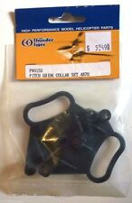 THUNDER TIGER RAPTOR Pitch Guide Collar Set 4870 Part #PV0155 Heli RC NEW