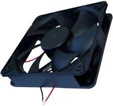 Ventilateur pour boîtier 48V 120x120x25mm 183,83m3/h 44,5dBA 3100rpm 5.7W 0.119A