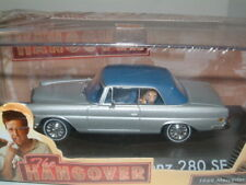 1/43 MERCEDES-BENZ 280SE 1969 THE HANGOVER WITH TIGER .GREENLIGHT