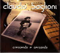 CLAUDIO BAGLIONI. CRESCENDO e CERCANDO. Box 2XCD DIGIPACK 2005