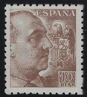 Spain - 1939 - Scott # 705 - Mint Light Hinge - VF