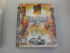 playstation 3 Saints Row 2  PS3