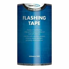 300MM X 10M Flashing Tape Lead Coloured Self-Adhesive Bitumen Roofing Flashband