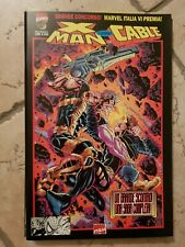 Marvel Cross Over 19 X Man contro Cable