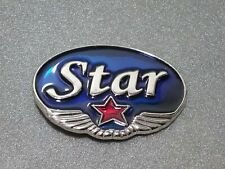 "Fashion belt buckle ""Star"""