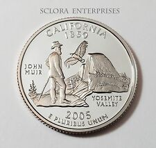 2005 S CALIFORNIA *PROOF* STATE QUARTER   **FREE SHIPPING**