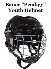 Bauer Prodigy Youth Helmet for Bull Riding, Adjustable for Any Size - Protective