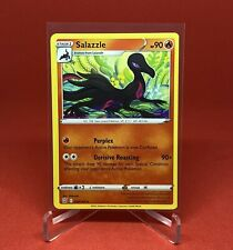 Salazzle 28/163 Rare Pokemon trading game Card Battle Styles Collectible Tcg Ccg