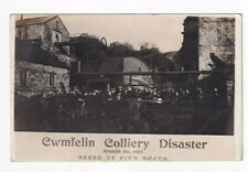 More details for cwmfelin colliery disaster march 5th 1907 scene at pits mouth