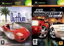 outrun 2 & midnight club 3 dub edition    xbox  pal