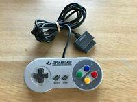 Super Nintendo SNES Pad Grey Faulty for Spares or Repairs