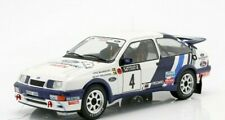 FORD SIERRA RS COSWORTH RALLY NO-4 1:18 SCALE MODEL CLASSIC DIECAST VERY RARE