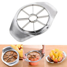 Apple Pear Corer Cutter Slicer Peeler Stainless Steel Kitchen Fruit Divider Tool