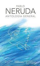 PABLO NERUDA. ANTOLOGÍA GENERAL  Pablo Neruda (2010, Hardcover