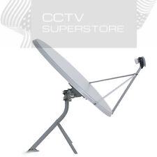39 Inch 99 cm SATELLITE FREE TV KU BAND DISH ANTENNA FTA LNB