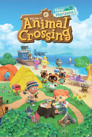 "Nintendo Animal Crossing New Horizons -  Maxi Poster 24"" x 36"""