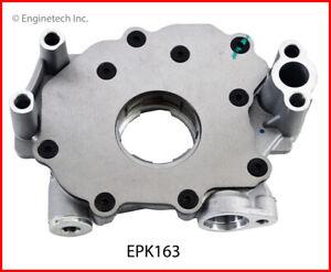 Enginetech Oil Pump EPK163