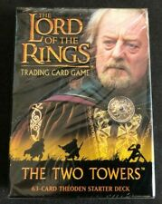 Theoden 63 Card Starter Deck, Two Towers (Lord of the Rings TCG)