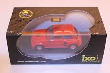 IXO Renault 5 Turbo Red CLC009 1/43 Red