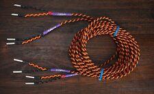 Tuneful Cables Speaker Cables / Belden 9497 / Cryo Silver Beryllium BFA