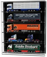 1:50 scale model camion acrylique-wall display case