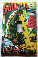 Light Switch Cover - Light Switch Plate Godzilla Monster